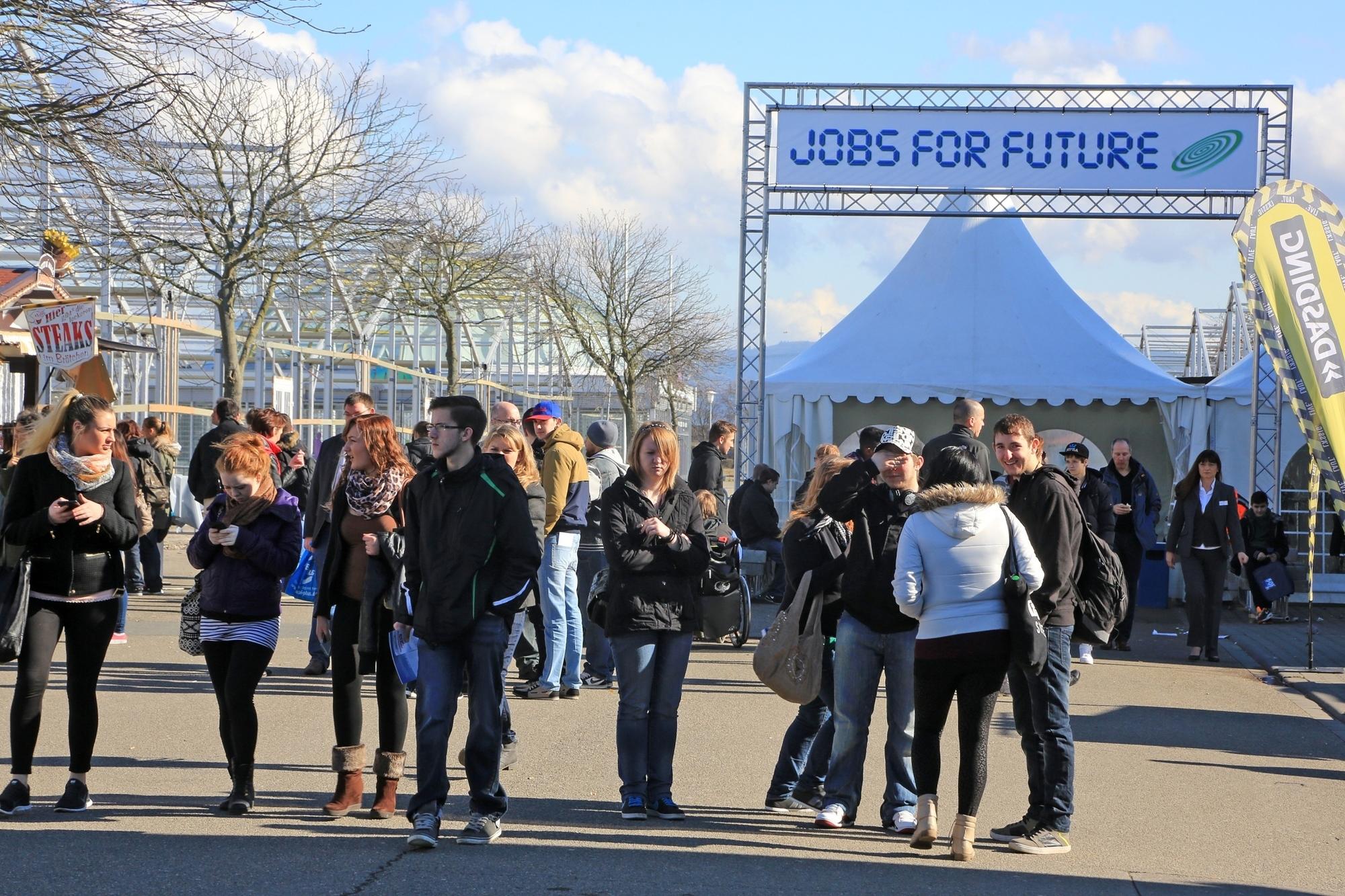 jobs for future in bildern fotostrecken mannheim mannheim morgenweb. Black Bedroom Furniture Sets. Home Design Ideas