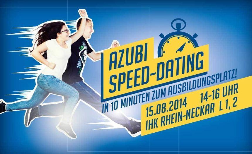 Erstes Azubi Speed-Dating im Hauptbahnhof