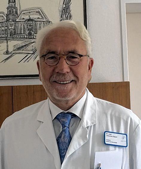 Dr. <b>Johannes Bayerl</b> verabschiedet sich in den Ruhestand. - image