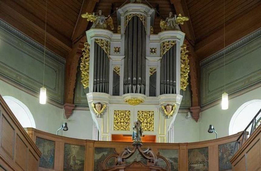 Musik für den guten Zweck: Die Orgel muss überholt werden.