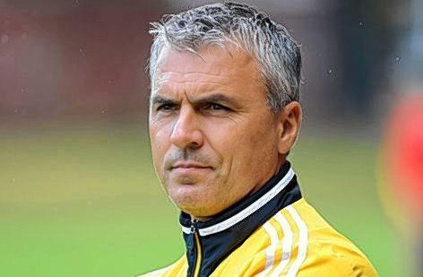 VfB-Trainer Norbert Erhard will die aktuelle Siegesserie fortsetzen.