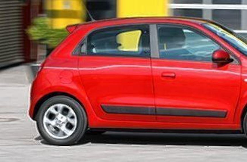 Der neue Renault Twingo steht jetzt bei den Händlern.