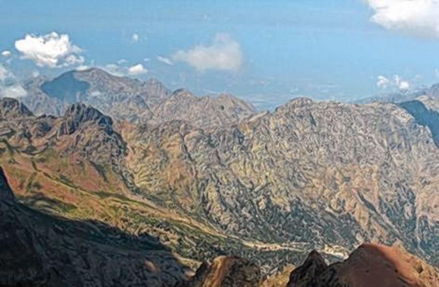 """Korsika: Monte Cinto (2706 Meter) oder doch eher """"Monte Schindo""""?"""