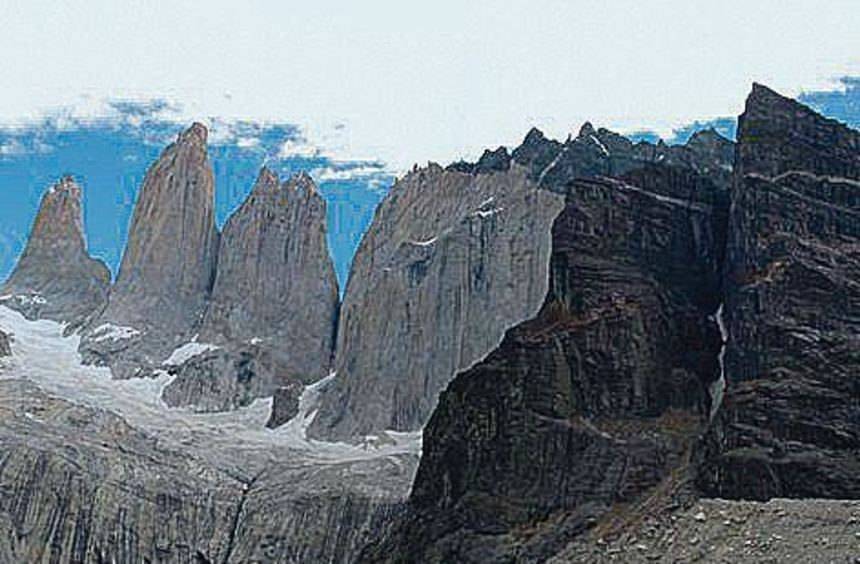 Chile: Die Torres del Paine (2850 Meter): nicht von dieser Welt.