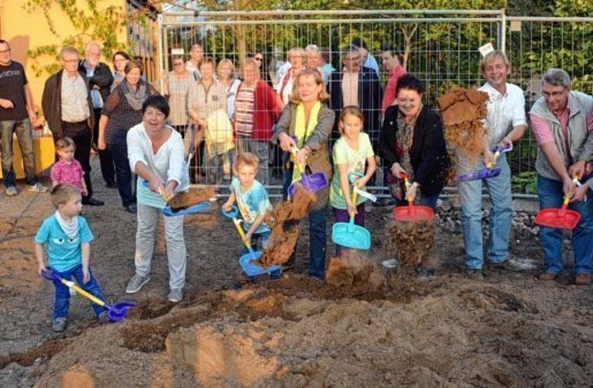 Die evangelische Kirchengemeinde baut in der Biengartenstraße an. Der Kindergarten wird von 75 auf ...
