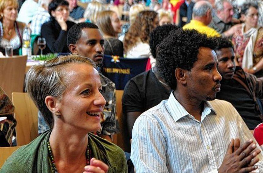 Das 20. Multi-Kulti-Fest, das gestern in Lauda über die Bühne ging, fand Anklang bei allen ...