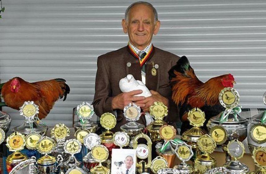 Heinrich Seeberger aus Buchen wird heute 75 Jahre alt.