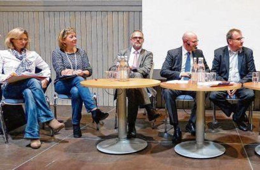 Kein Fortschritt: Die vierte Netzwerkkonferenz der Bioenergie-Region H.O.T. brachte keine ...