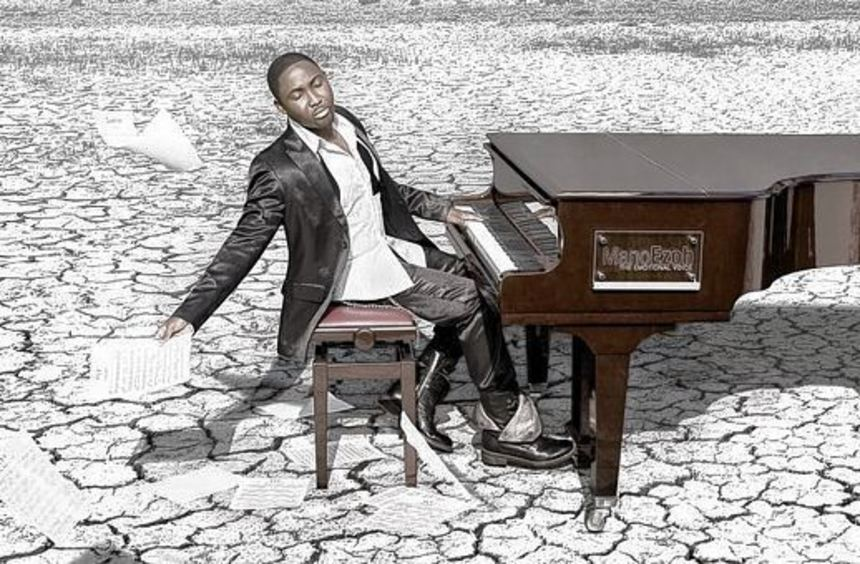Seine Begeisterung für Musik will der Sänger, Songwriter und Produzent Mano Ezoh mit vielen anderen ...
