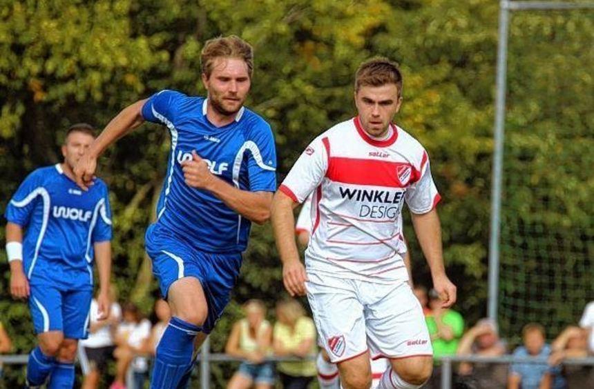 Torschütze zum 1:0-Auswärtssieg beim bisher ungeschlagenen Tabellenführer Satteldorf für Aufsteiger ...