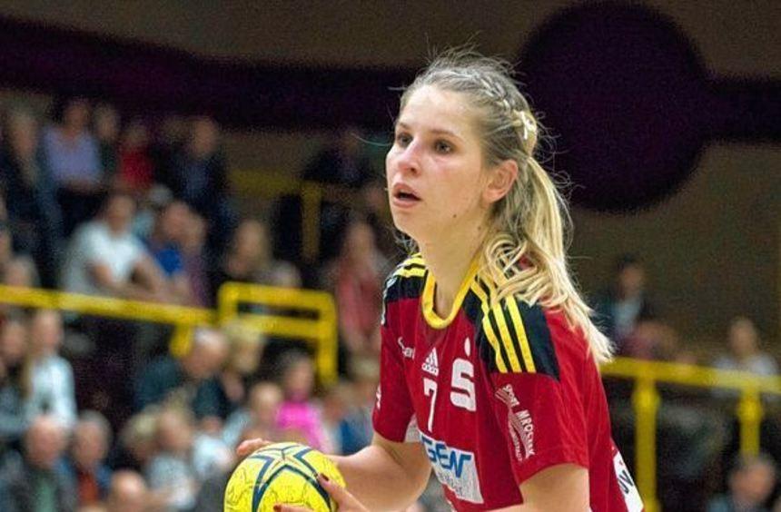 Pia Hildebrand bereitete das Siegtor für die Flames in Herrenberg vor.