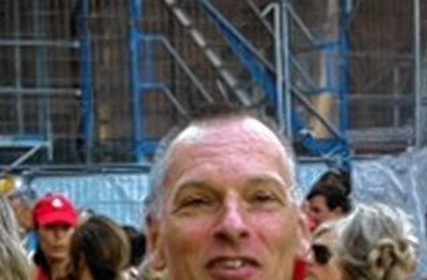 Manfred Hofer gehört zu den Finishern beim Ironman auf Hawaii.