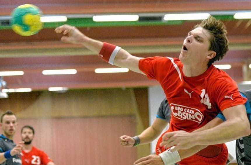 Antreiber im TVL-Team: Michael Redig erzielte zehn Treffer.