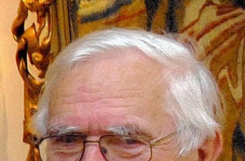Günter Fillbrunn kannte sich mit der Ortsgeschichte aus.