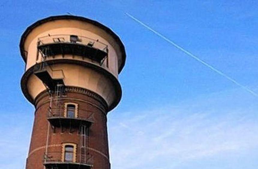 Der Wasserturm soll rund 2,3 Millionen Euro kosten.
