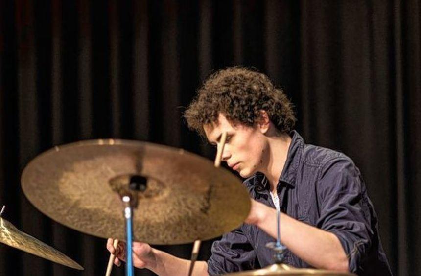 """Felix Ambach war auch beim Wettbewerb """"Jugend jazzt"""" erfolgreich"""