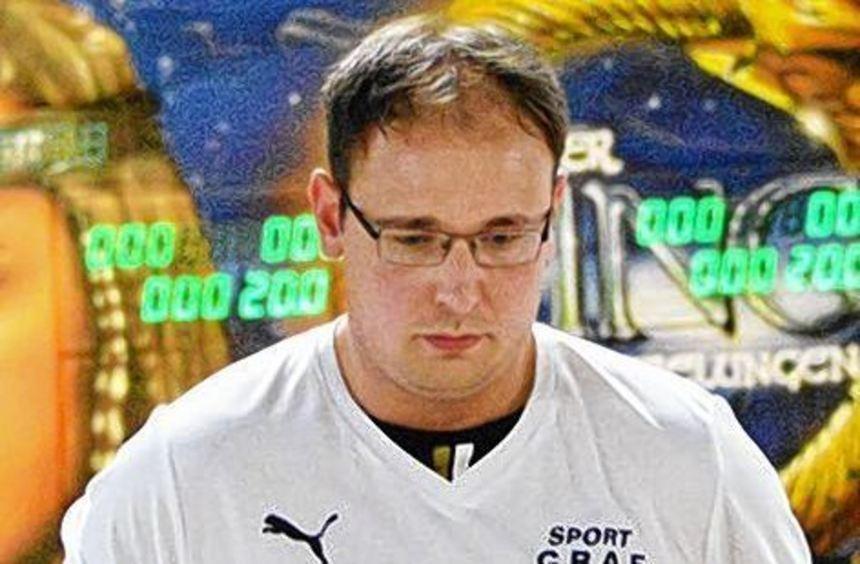 Michael Straub hatte mit 919 LP großen Anteil am Sieg der Nibelungen-Zweite im Topspiel gegen RG ...