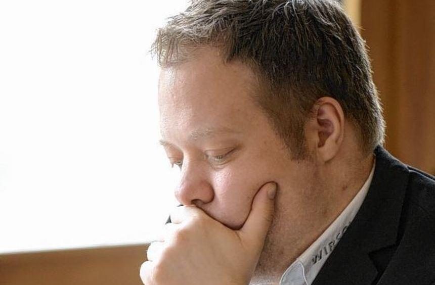 Gut in Form: Hockenheims Leistungsträger Rainer Buhmann ist in einem starken Team sogar nur noch ...