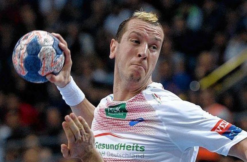 Ex-Nationalspieler Pascal Hens gehört zu den erfahrensten HSV-Spielern.