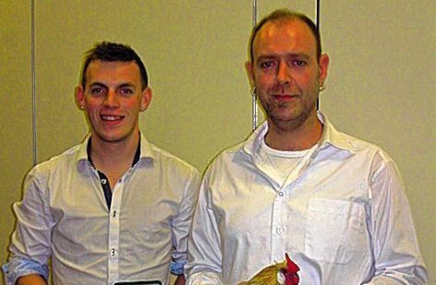 Ronny Franzwa vom Kleintierzuchtverein ist Deutscher Meister.