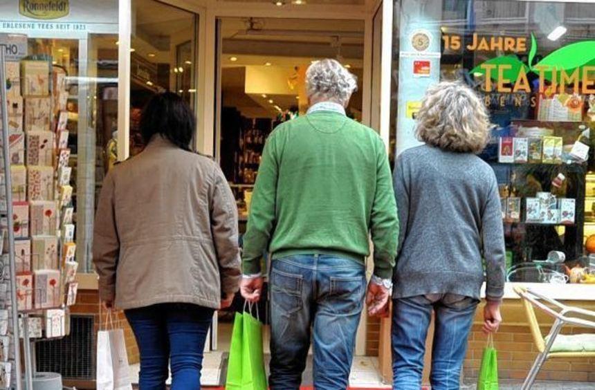 Die Bensheimer Einzelhändler haben für Samstag (Allerheiligen) eine besondere Aktion geplant: Sie ...