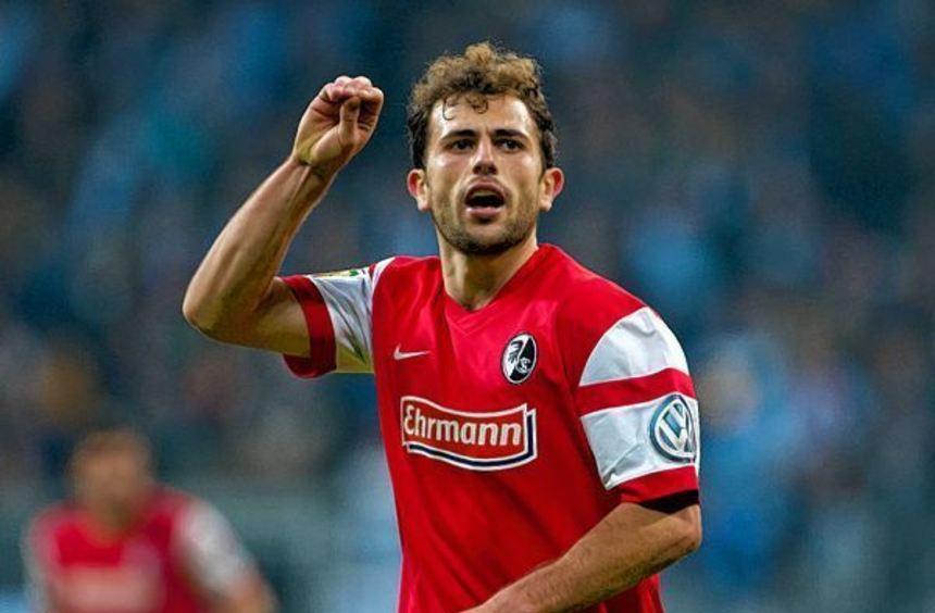 Freiburgs Matchwinner: Torjäger Admir Mehmedi.