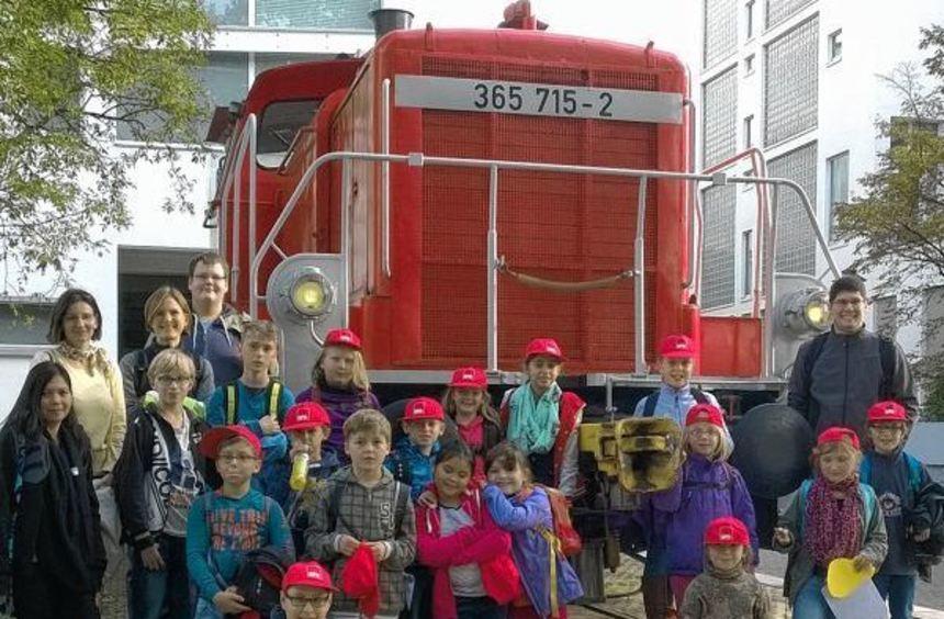 22 Lorscher Kinder und fünf Betreuer erlebten einen ereignisreichen Ferienspieltag mit der SPD im ...