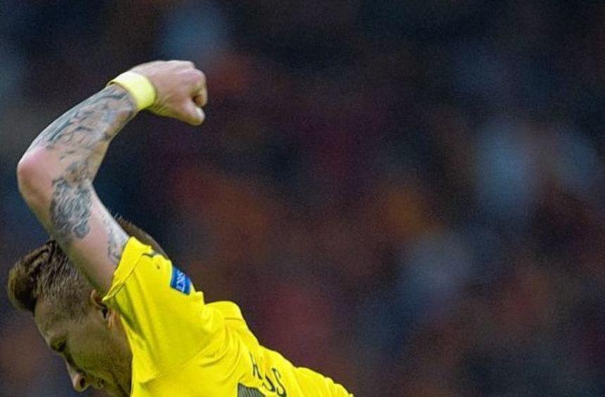 Könnte bald Freudensprünge für den FC Bayern machen: Dortmunds Marco Reus weckt an der Isar große ...