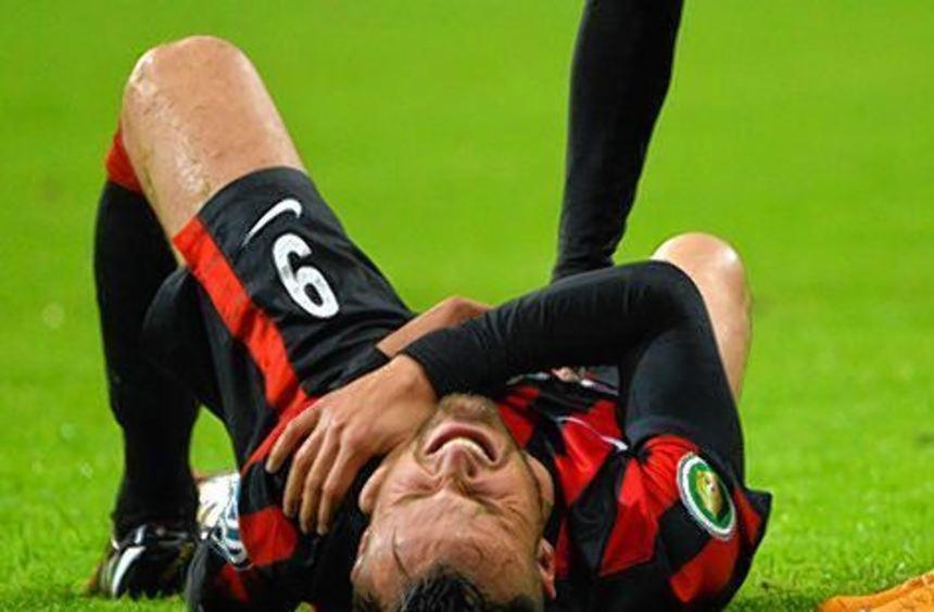 Haris Seferovic droht wegen einer Schulterblessur auszufallen.