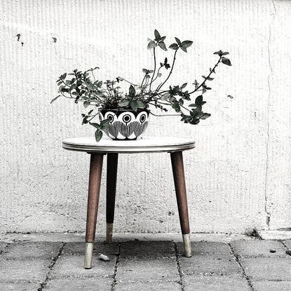 """""""Made in Germany"""" - das ist der Designerin Anna Becker wichtig. Die schwarz-weißen ..."""