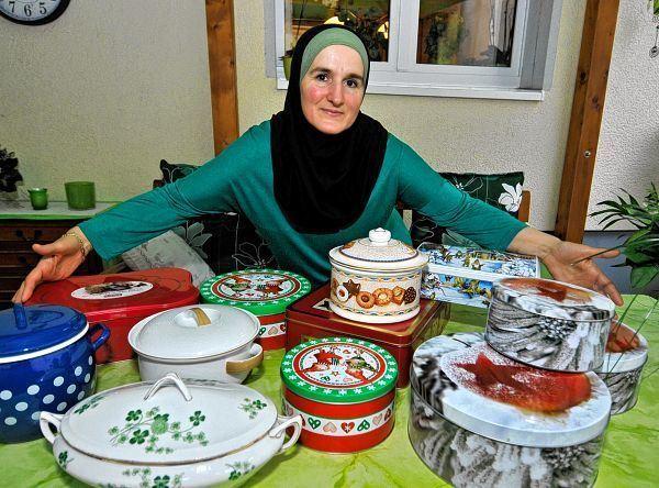 Muslimische Küche   Platzchen Aus Muslimischer Kuche Bergstrasser Anzeiger