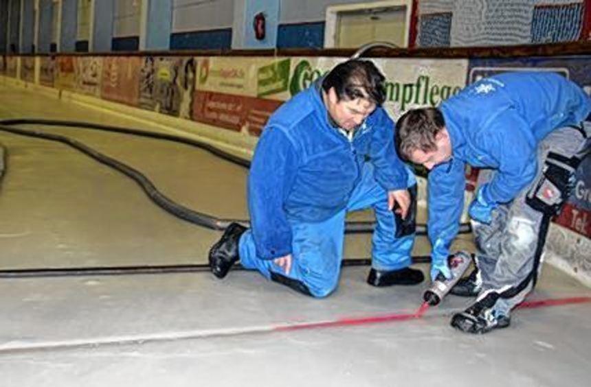 12928624efc9ec Eissporthalle ab Sonntag wieder offen - Südhessen Morgen - Mannheimer Morgen